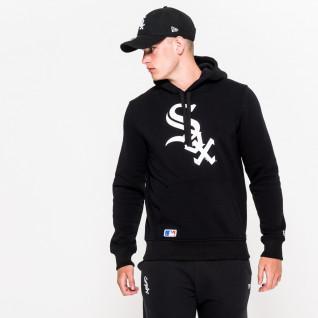 Sweat   capuche New Era  avec logo de l'équipe Chicago White Sox