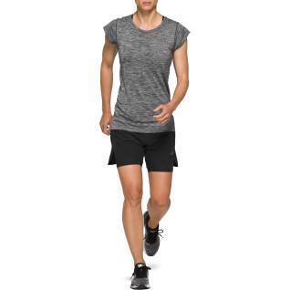 Pantalones cortos de mujer Asics Road 2-n-1 5.5in