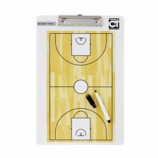 Placa de entrenamiento del baloncesto Tremblay recto/verso