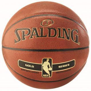 Globo Spalding NBA Gold