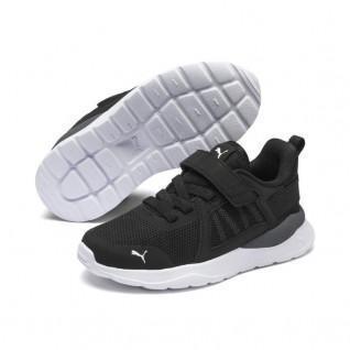 Zapatos para niños Puma anzarun v