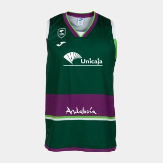 Camiseta de casa Unicaja Malaga 2021/22 sans sponsor