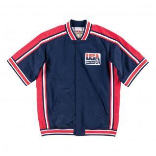 Chaqueta del equipo USA authentic Scottie Pippen