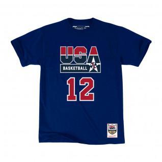Camiseta USA name & number John Stockton