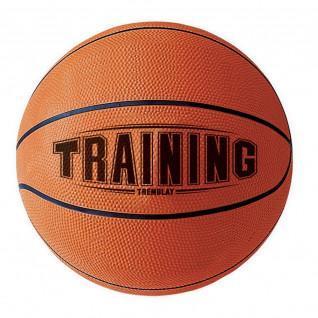 Tremblay entrenando al baloncesto