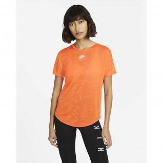 Camiseta de mujer Nike Air Light Army