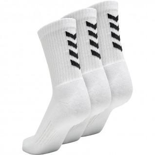 Juego de 3 calcetines Hummel Fundamental