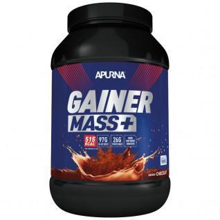 Olla Apurna Gainer Mass Plus - Chocolat - 2Kg