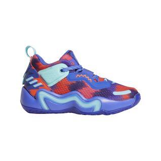 Zapatos para niños adidas D.O.N. Issue #3
