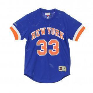 Camiseta New York Knicks Patrick Ewing