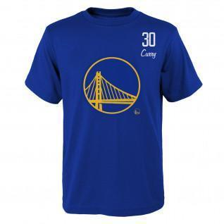 Maillot para niños Outerstuff NBA Golden State Warriors Stephen Curry