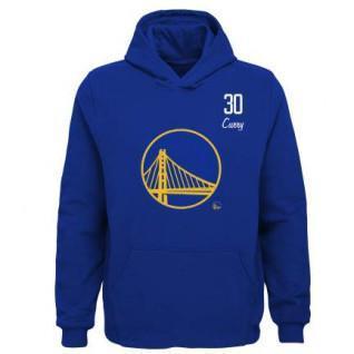 Sudadera con capucha para niños Outerstuff NBA Golden State Warrios Stephen Curry