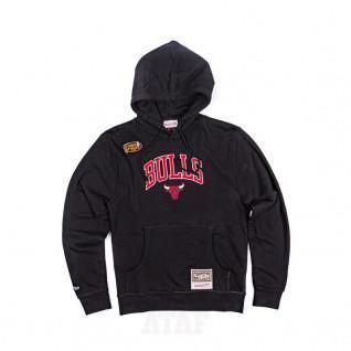 Sudadera con capucha Chicago Bulls Arch [Tamaño S]