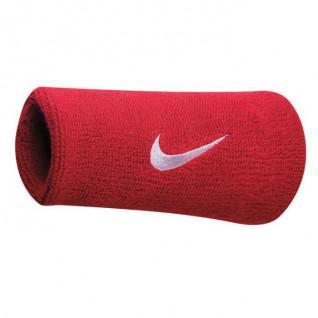 Puños de esponja Nike swoosh doublewide