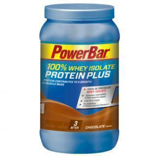 Polvo PowerBar ProteinPlus 100 % Whey Isolate - Chocolate Deluxe (570gr)