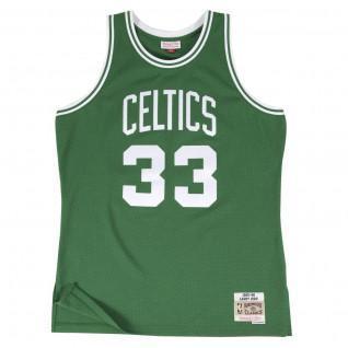 Jersey Boston Celtics Road 1985-86 Larry Bird
