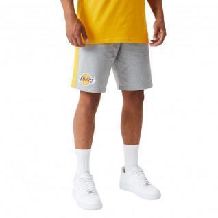Corto New Era NBA Los Angeles Lakers logo
