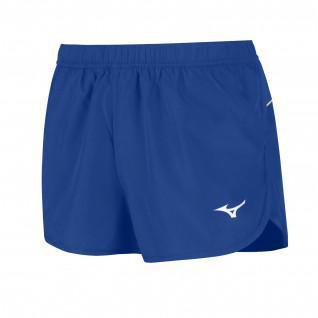 Pantalones cortos de mujer Mizuno JPN split