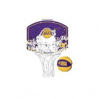 Mini canasta nba Los Angeles Lakers
