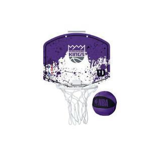 Mini canasta nba Sacramento Kings