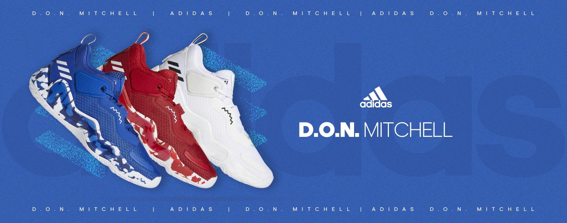 Zapatillas de baloncesto adidas D.O.N. Mitchell
